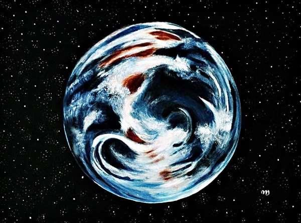 Meditando con la Tierra